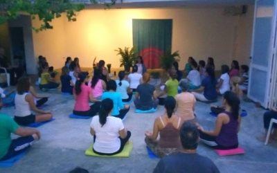 El Poder de la meditación grupal