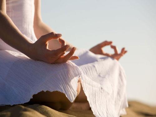 Meditación Gyam Mudra Kriya Escuela Rama