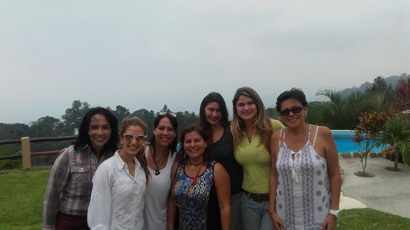 Retiro Chandrika Altos de Santa Fe Participantes 3
