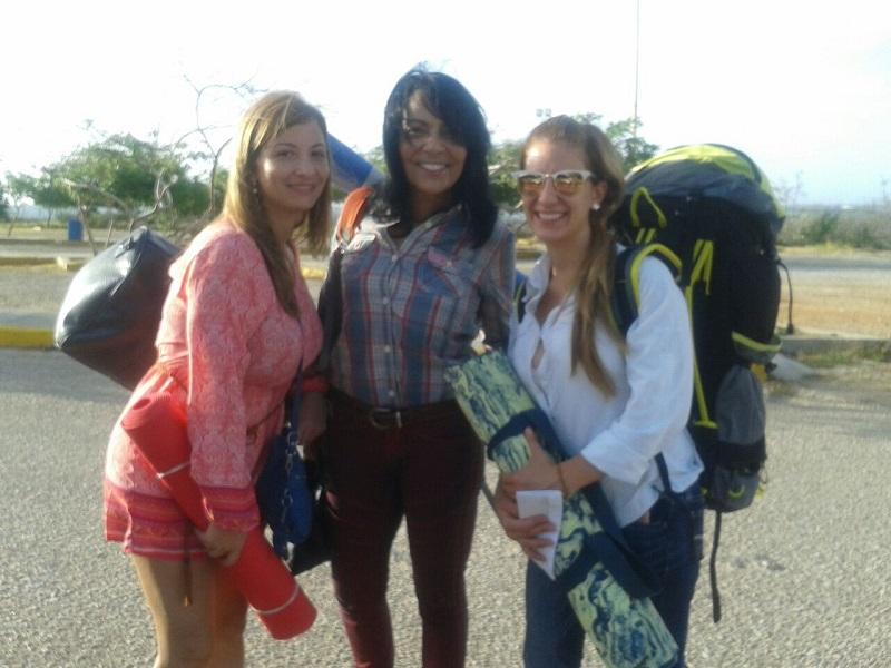 Retiro Chandrika Altos de Santa Fe Participantes