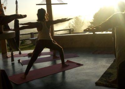 Retiro Chandrika Altos de Santa Fe Yoga