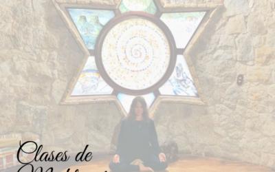 Clases de Meditación Octubre