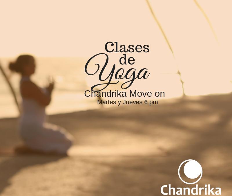 Chandrika Move on Octubre