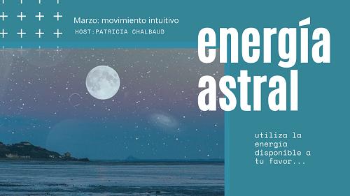 Energía Astral: Movimiento Intuitivo